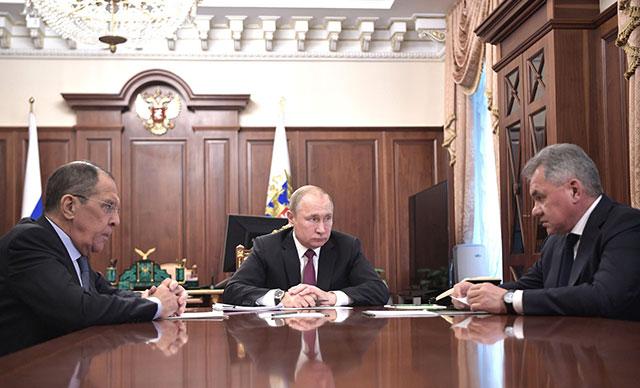 Rusya Dışişleri Bakanı Lavrov ve Savunma Bakanı Şoygu Türkiye'ye geliyor