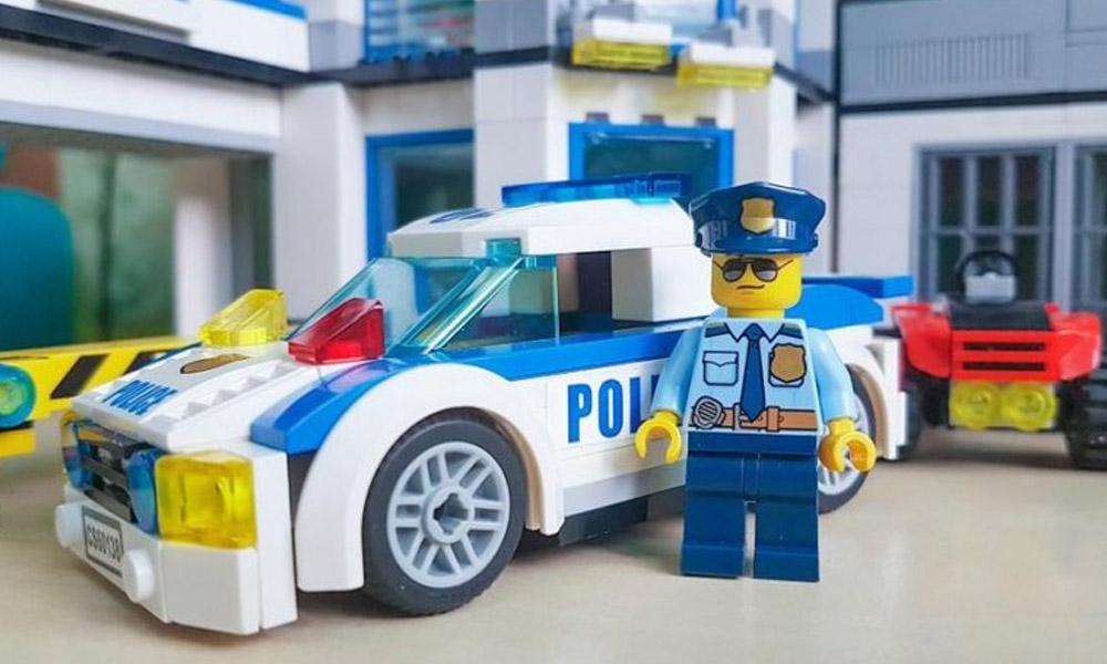 Oyuncak üreticisi Lego'dan polis kararı! O ürünlerin kaldırılmasını istedi