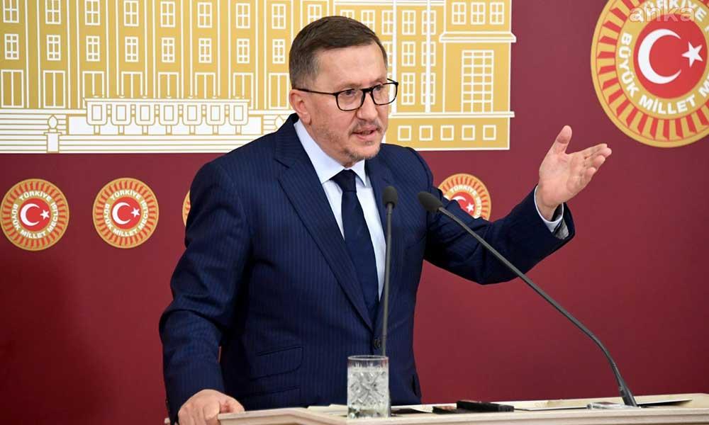 Lütfü Türkkan: Basına İYİ Parti cezası verildi