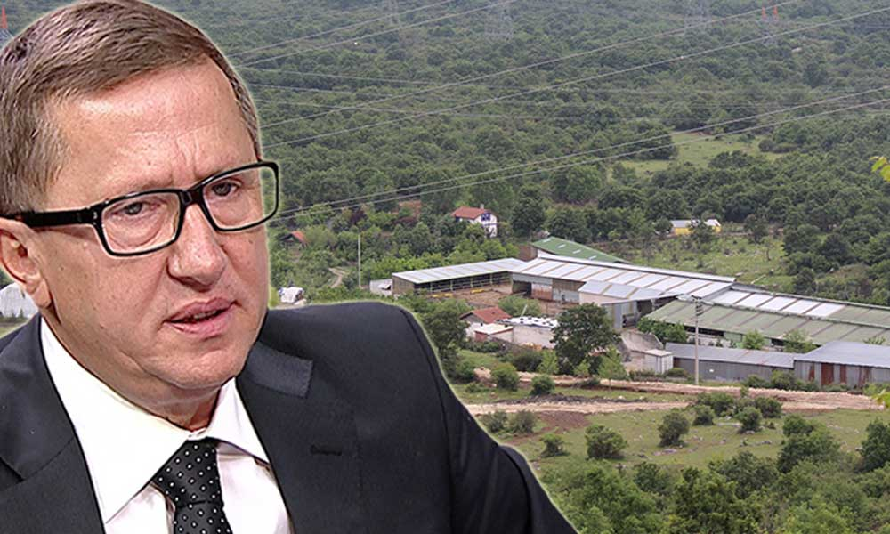 İYİ Parti'li Türkkan'ın fabrikasında kaçak yapı incelemesi