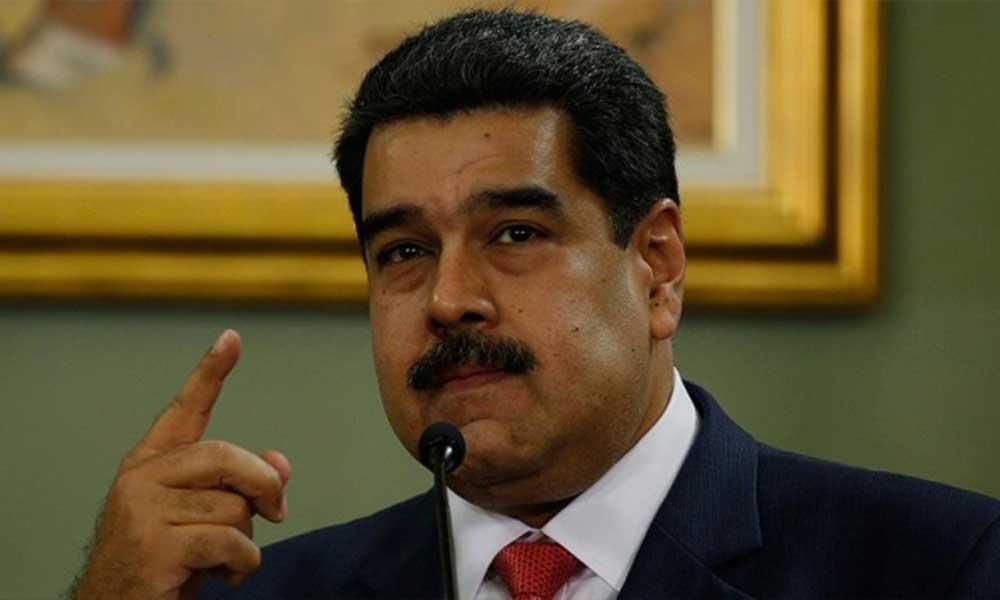Maduro, ülkeden ayrılması için 72 saat verdi!