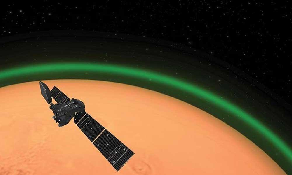Mars atmosferinde yeni keşif