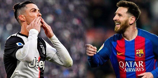 Messi ve Ronaldo aynı takımda oynayabilir! Teklif götürecek