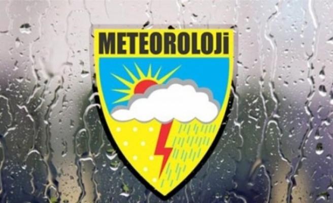 Meteoroloji'den selin vurduğu o il için sarı uyarı