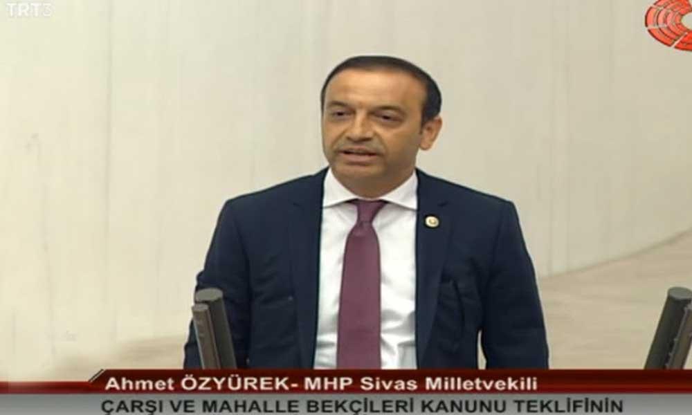 MHP'li vekil Erdoğan'a hesap sordu: 16 ay geçti ne oldu o söz