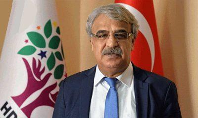 TELE1'e konuşan HDP'li Sancar: Dün gece Gergerlioğlu'ndan uzun süre haber alamadık