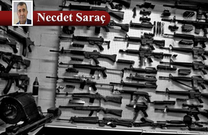 Silah üretenler, savaş da üretiyor!
