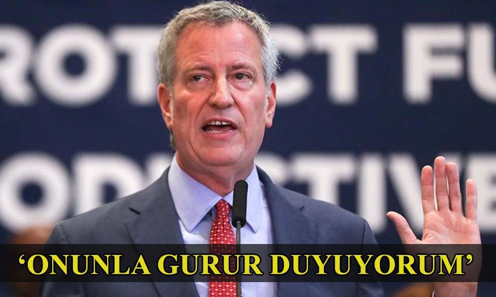 New York Belediye Başkanı, kızının protestolar sırasında gözaltına alındığını doğruladı