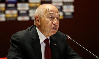 TFF Başkanı Nihat Özdemir: Kimsenin gözünün yaşına bakmam