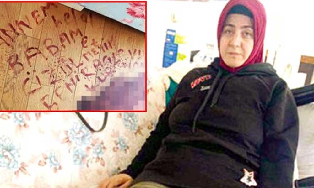 Nurtaç Canan 23 yıllık şiddeti anlattı: Çaydanlık ile yaktı, başka kadınları taciz etti