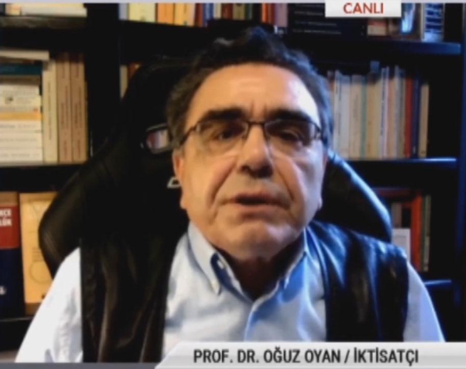 Prof. Dr. Oğuz Oyan: 2002'de yüzde 4 olan hane halklarının borçlanma oranı yüzde 24'e kadar geldi