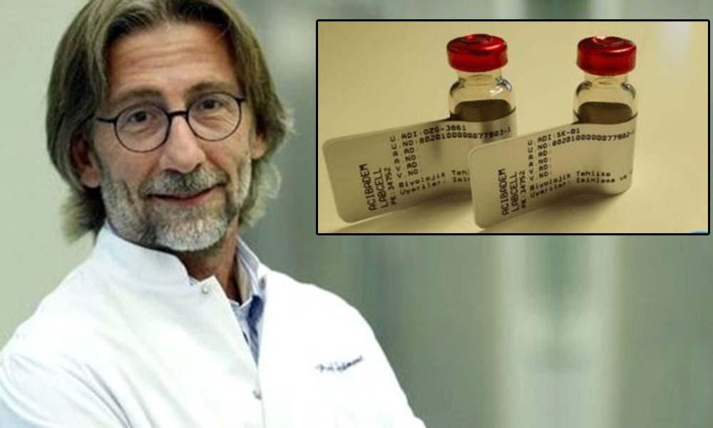 Ercüment Ovalı: Kahramanlar 1 milyon doz aşıyı üretti