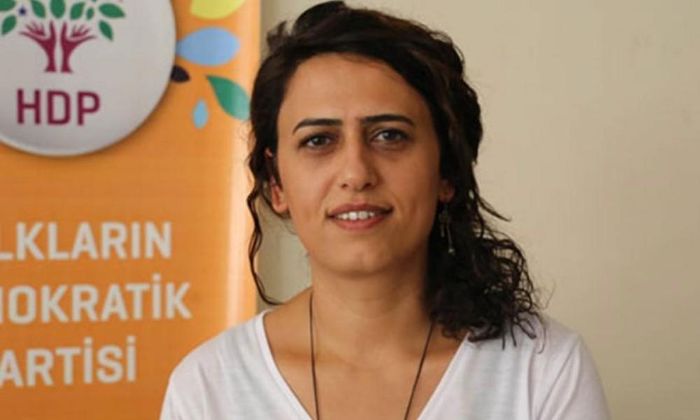 HDP'li Özlem Gündüz tahliye edildi
