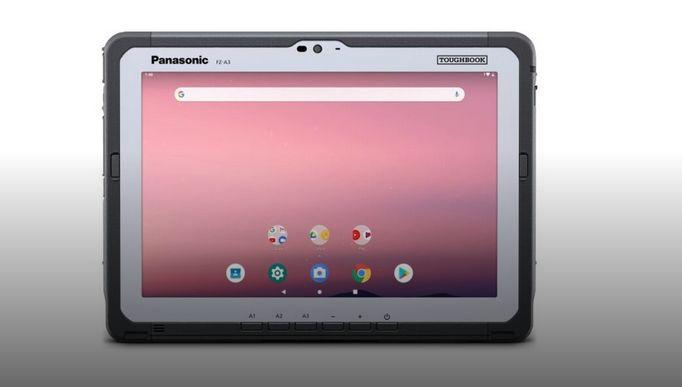 Toughbook A3 : Panasonic'in şimdiye kadar ürettiği en sağlam tablet