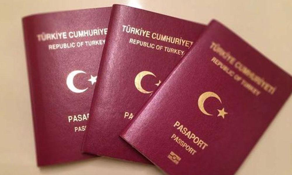 En güçlü pasaportlar listesinde Türkiye iki sıra geriledi!