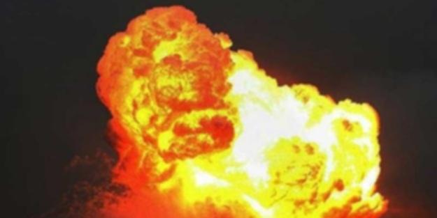 Suriye'deki Rus hava üssünde art arda 20-25 patlama!