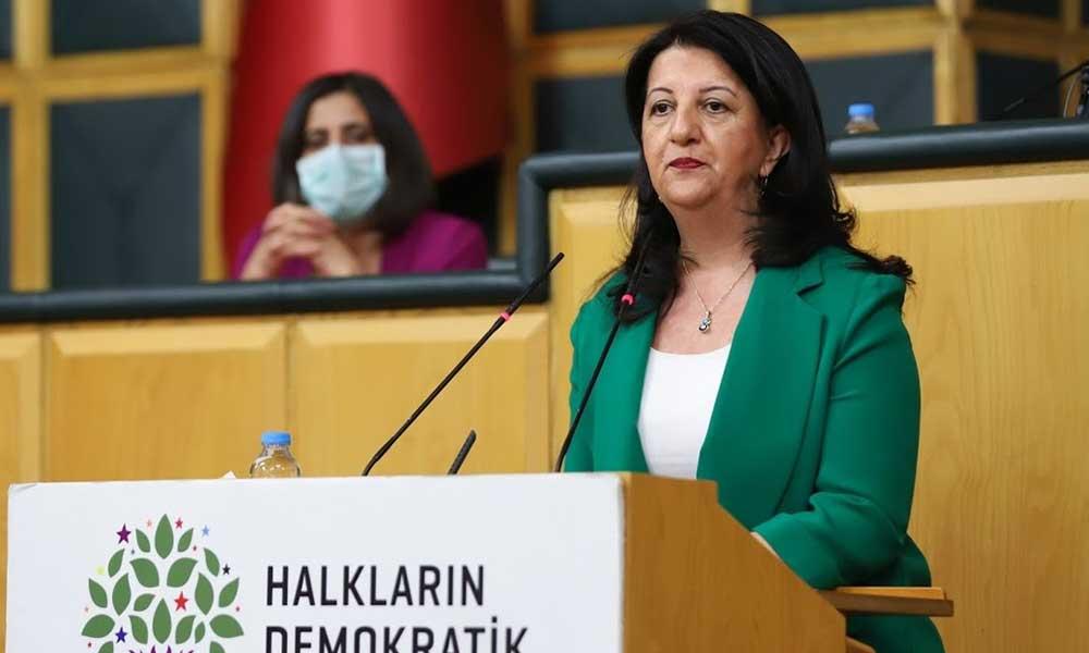 Buldan: HDP olarak savunmayla birlikteyiz, onların haklı mücadelesinin yanındayız