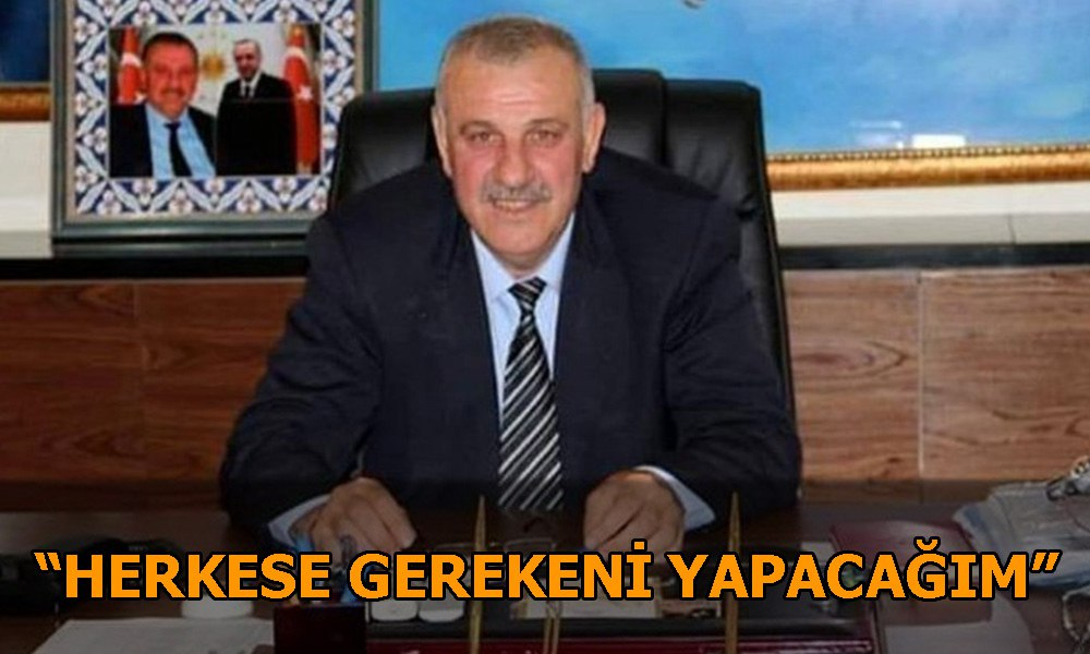 AKP'li başkan gazetecilere tehdit yağdırdı: Kimse sokakta rahat dolaşamayacak