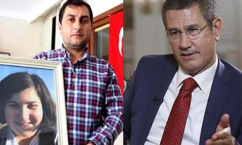 AKP'li Canikli'den Rabia Naz'ın babasına 5 ayrı dava