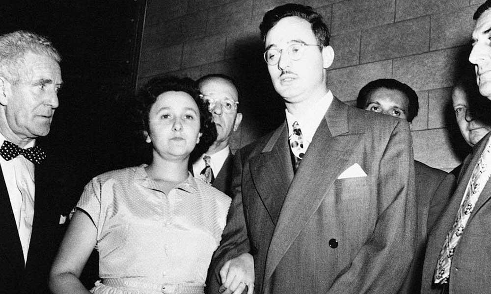 Rosenberg'lerin idamının üzerinden 67 yıl geçti… 'Amerikan faşizminin ilk kurbanıyız'