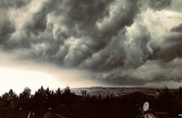 Meteoroloji'den Marmara ve Ege için 'sarı kodlu' uyarı