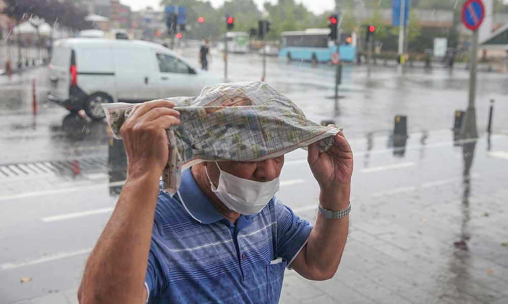 Meteorolojiden 8 il için flaş uyarı