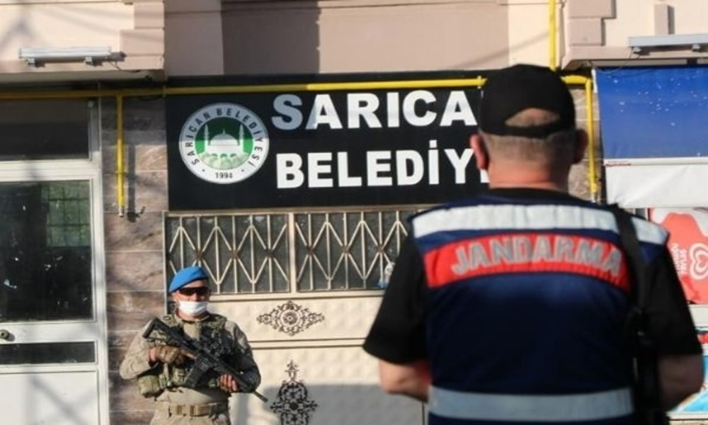 İçişleri Bakanlığı, gözaltına alınan HDP'li Bekir Polat'ı görevden uzaklaştırdı