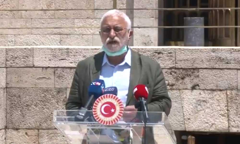 Oluç: Düşünün bir ülkede Burhan Kuzu Anayasa profesörü