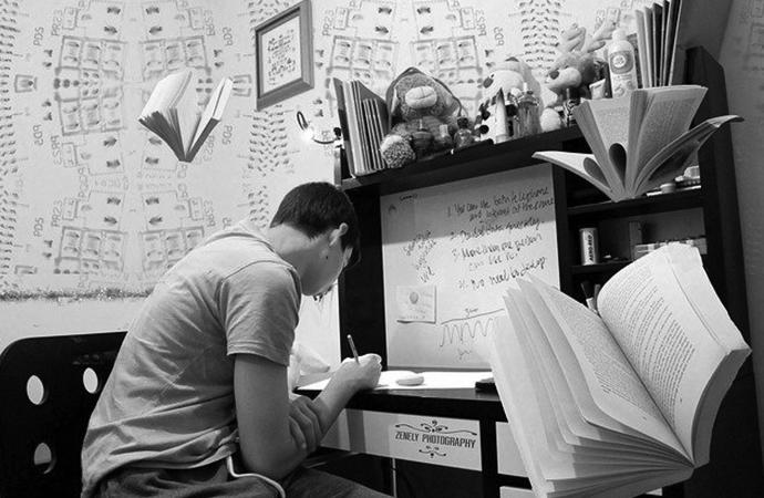 Cemal Çağlı | Sınav odaklı eğitim sistemi, hasta ediyor gençlerimizi