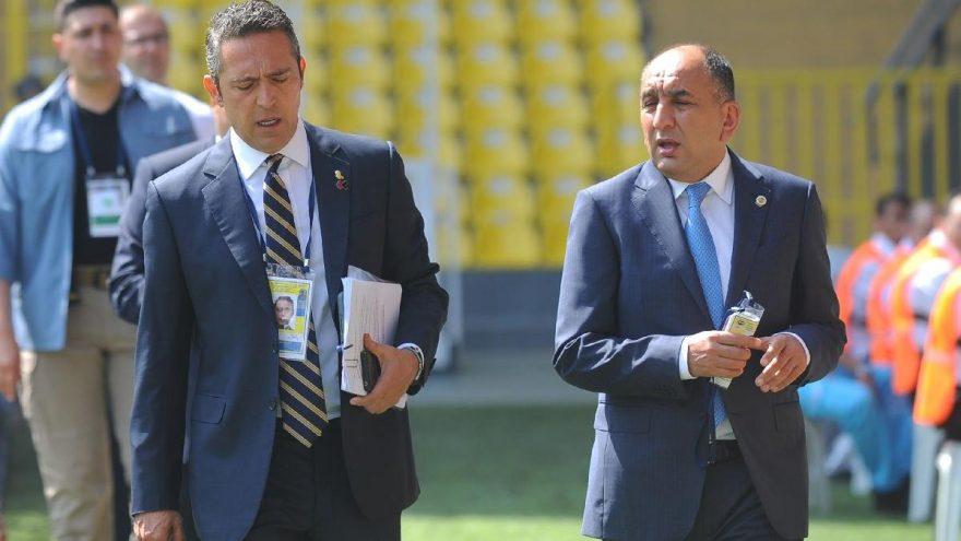 Ali Koç ve Semih Özsoy, PFDK'ya sevk edildi!