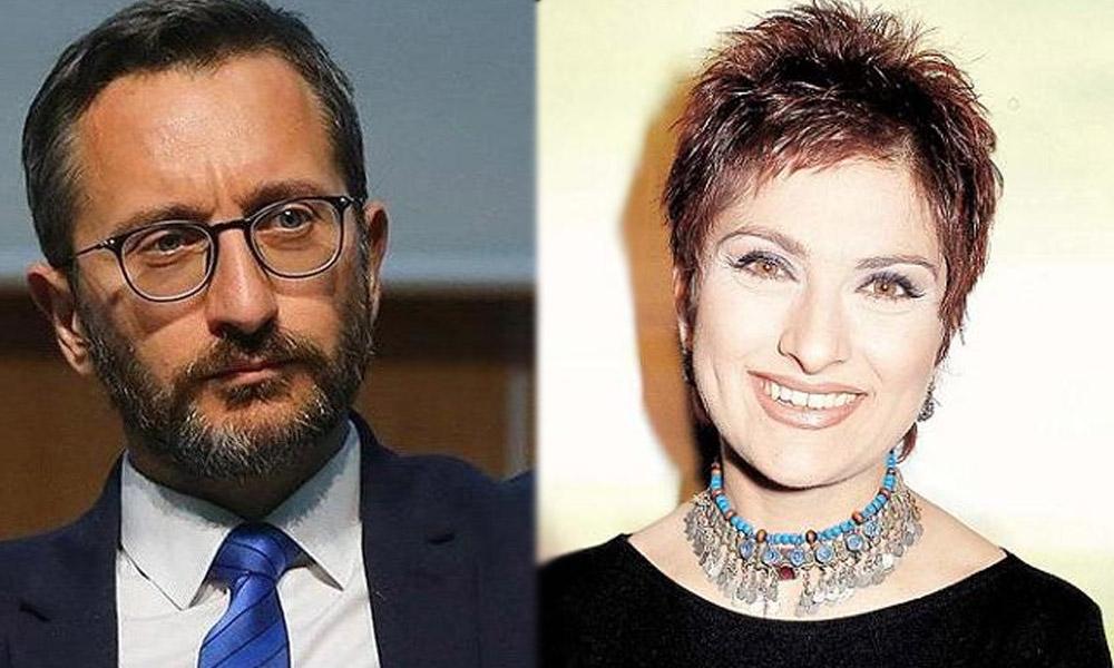Çift maaşlı Fahrettin Altun'u savunan Şükriye Tutkun saray konserine çıkacak