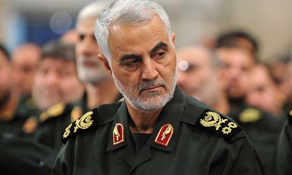İran'ın Süleymani'nin ihbarcısı olmakla suçladığı Mecd, 2018'de tutuklanmış