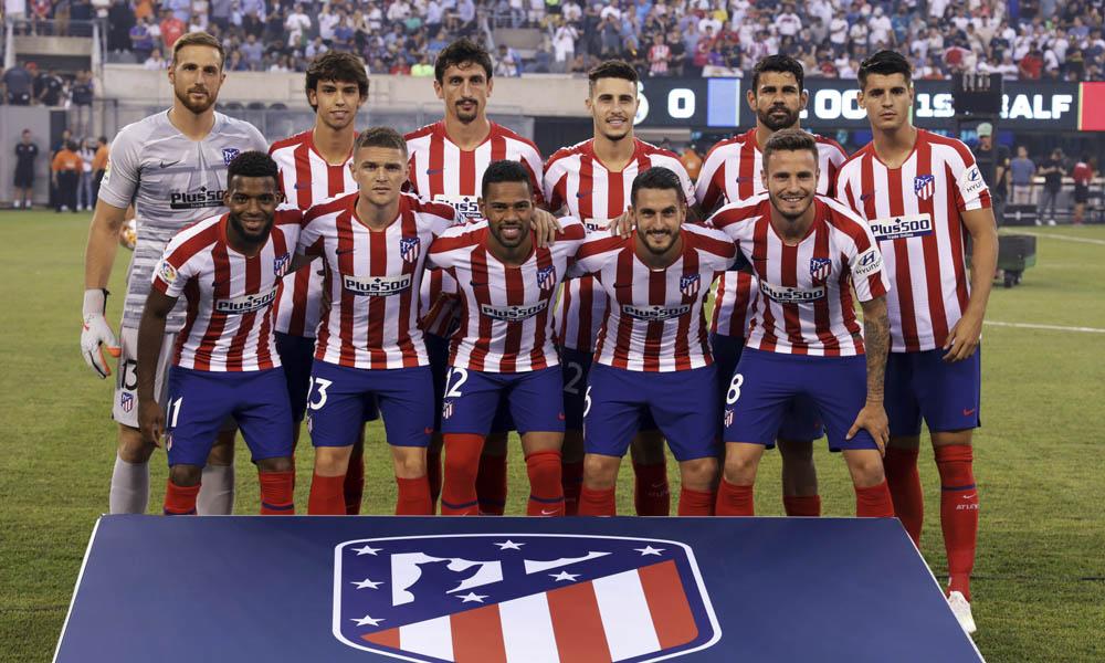 Atletico Madrid'in yıldız futbolcusuna hapis cezası!