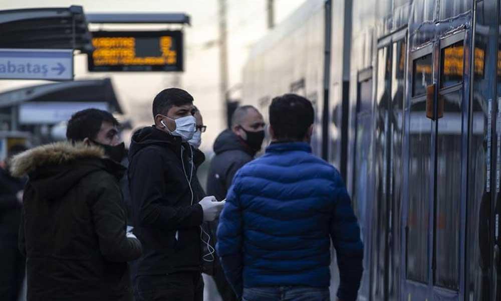 Hızlı normalleşme: İstanbul'da Mayıs ayında toplu ulaşım kullanımı yüzde 67 arttı