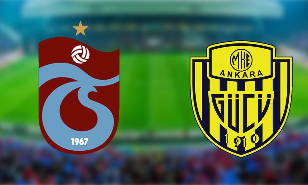 Trabzonspor'a şampiyonluk yolunda darbe!