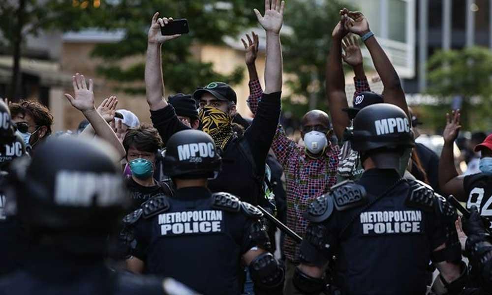 Trump 'polis reformu' kararnamesini imzaladı
