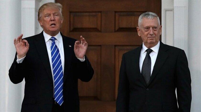 Eski Savunma Bakanı Trump'a 'Toplumu bölüyor' dedi…'Kuduz köpek' yanıtı geldi!