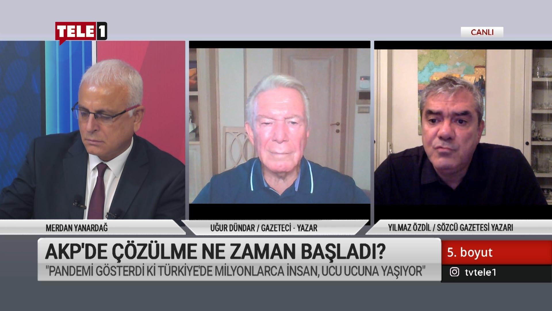 AKP'deki çözülme derinleşiyor!