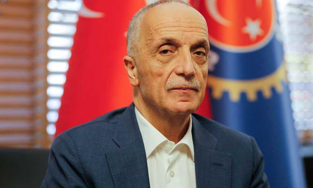 Erdoğan'la görüşen Türk- İş Başkanı Atalay'dan 'kıdem tazminatı' açıklaması