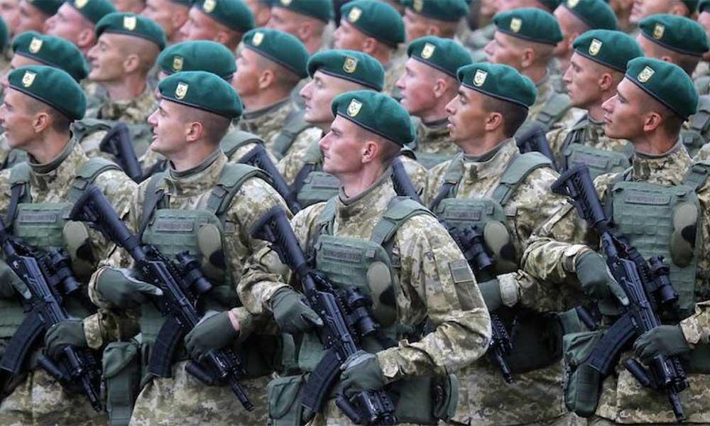 Türkiye'den Ukrayna ordusuna 205 milyon TL'lik yardım