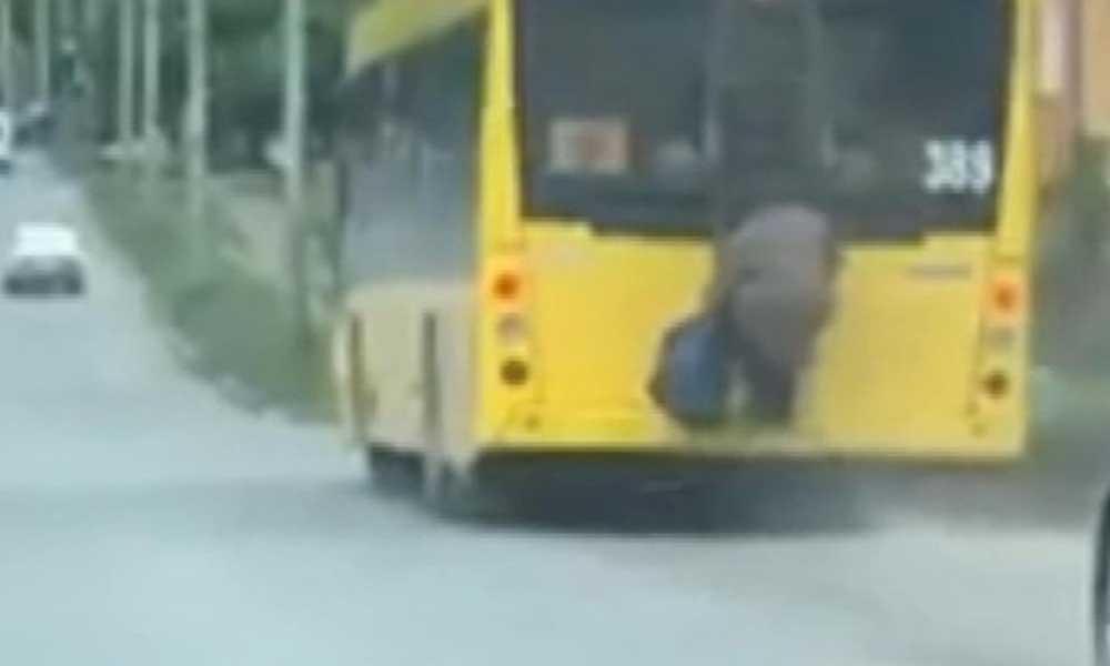 Yaşlı kadının toplu taşıma sınırlamasına çözümü