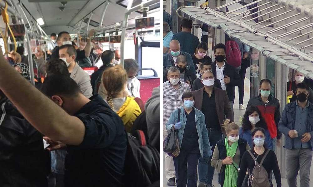 İstanbul Valiliği'nden toplu ulaşım kararı