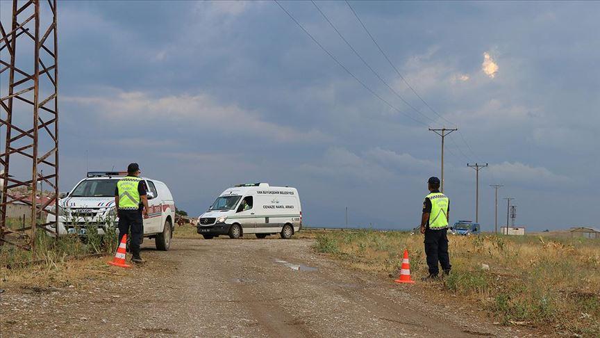 Van Gölü'nde 5 kişinin cesedine ulaşıldı