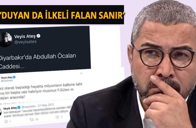 'HDP'yi davet etmiyoruz' diyen Veyis Ateş bakın geçmişte neler söylemiş