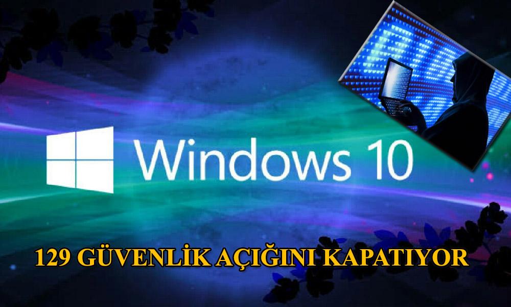 Windows 10 haziran güncellemeyi mutlaka yüklemelisiniz