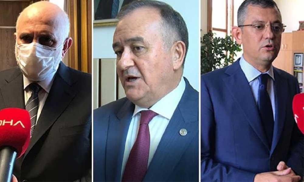 Muhalefetle AKP'yi birleştiren teklif