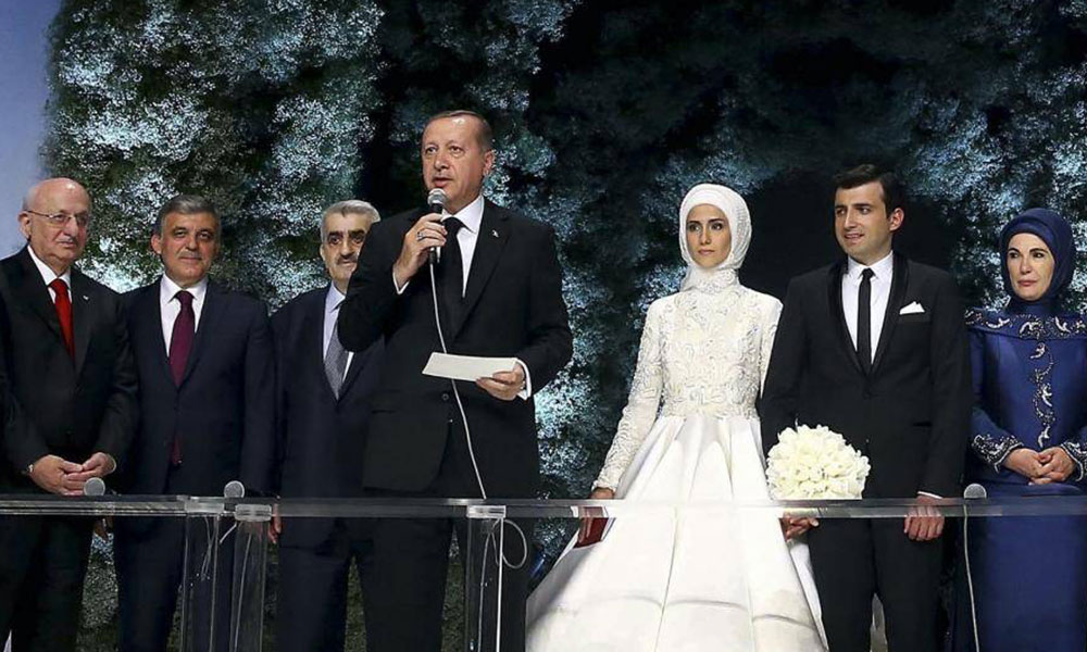 Odatv Ankara Haber Müdürü Yıldız: Sümeyye Erdoğan'ın düğününün darbeyle ne ilgisi var?