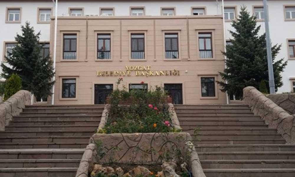 AKP'li Yozgat Belediyesi'nde 'zimmet' operasyonu: 7 gözaltı