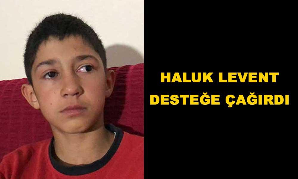 Su kavgasında gözünü kaybeden 11 yaşındaki Yusuf destek bekliyor