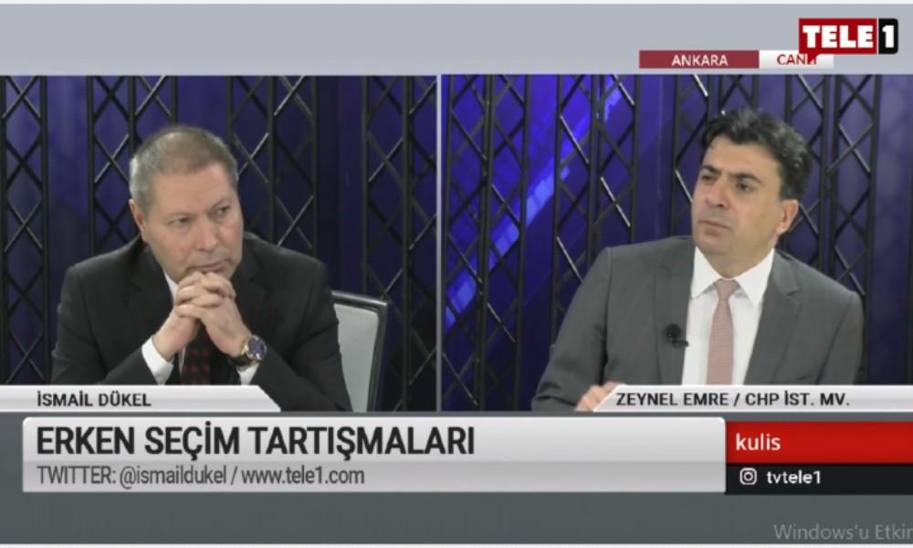 'Kaftancıoğlu'na verilen ceza topluma gözdağıdır'